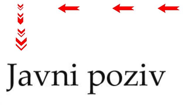 Objavljeni Pozivi: Transferi Za Projekte Mladih, Kulture, Sporta