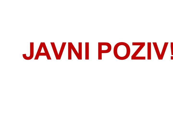 Javni Poziv Poslovnim Bankama Za Plasman Kreditne Linije Uz Subvencionisanje Dijela Kamatne Stope Za Privredne Subjekte Koji Posluju Na Području Grada Zenica