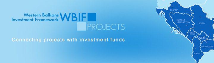 Poziv Za Dostavu Aplikacija Tehničke Pomoći U Okviru Investicijskog Okvira Za Zapadni Balkan (WBIF)