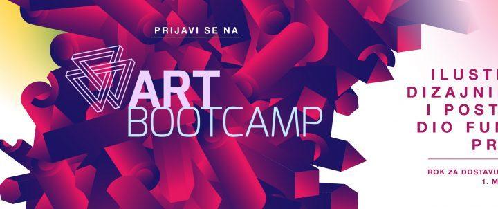 Kreiraj I Postani I Ti Dio Funky Priče, Prijavi Se Na Art Bootcamp!