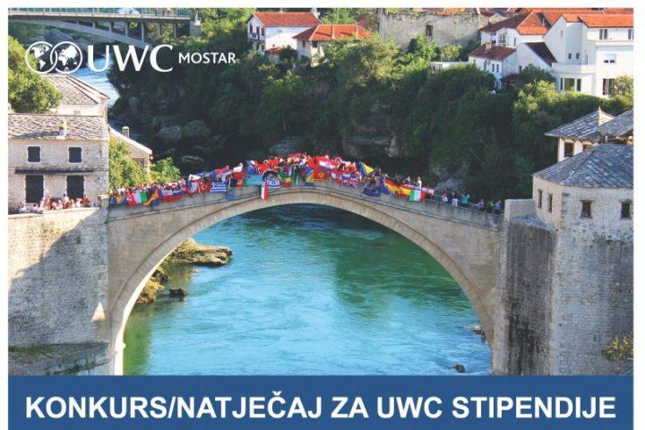 Konkurs Za UWC Stipendije 2019/2020