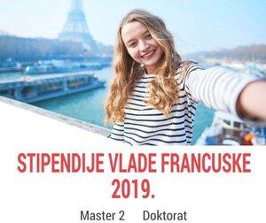 Stipendije Francuske Vlade