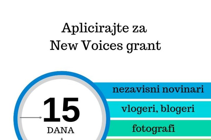 New Voices Grant