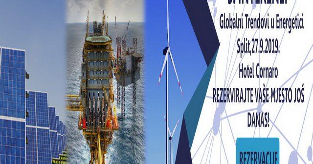 Treći Međunarodni Energetski Forum – Globalni Trendovi