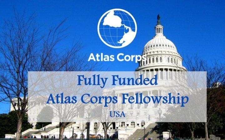 ATLAS CORPS Stipendija