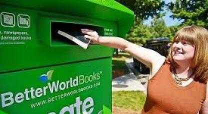 Better World Books Poziv Za Projekte Za Organizacije I Biblioteke