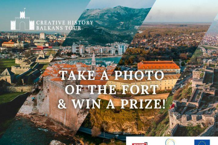 Fotografiši Tvrđavu I Osvoji Vrijednu Nagradu