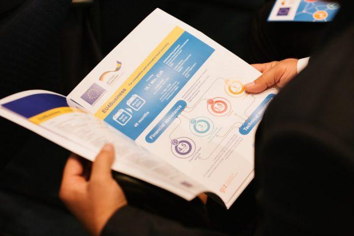 POZIV ZA DOSTAVLJANJE PROJEKTNIH PRIJEDLOGA: EU4Business – Razvoj Preduzetništva