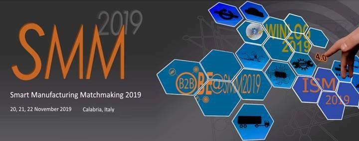 POZIV PRIVREDNICIMA IZ BOSNE I HERCEGOVINE ZA UČEŠĆE NA B2B SUSRETIMA – SMM2019 – Smart Manufacturing Matchmaking 2019