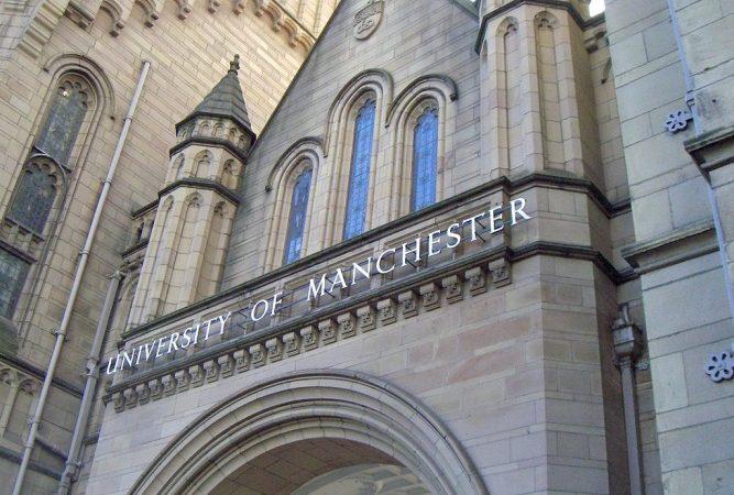 Postanite Stipendista Na Univerzitetu Mančester
