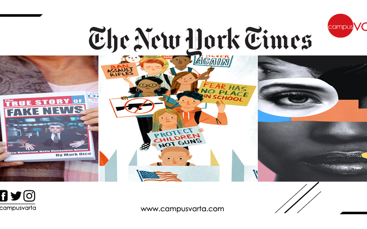 Prijavite Se Za Njujork Tajms Studentsko Takmičenje