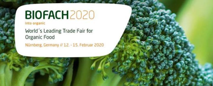 Poziv Bh. Kompanijama Za Učešće Na Sajmu BIOFACH 2020