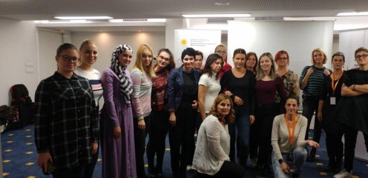 Fondacija Za Osnaživanje žena: Javni Poziv Za Nevladine Organizacije