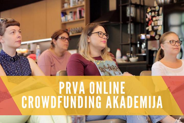 Otvorene Prijave Za Prvu Regionalnu Crowdfunding Akademiju