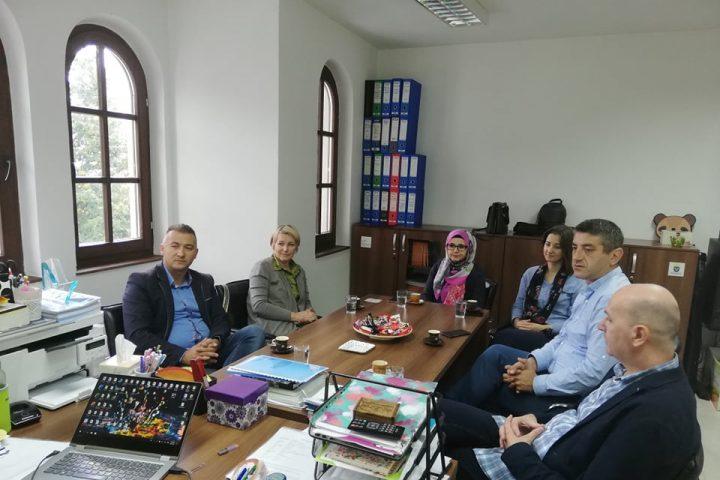 """ZEDA U Posjeti 10. Međunarodnom Festivalu Hrane I Razvojnoj Agenciji """"Prvi Korak""""/Konjic"""