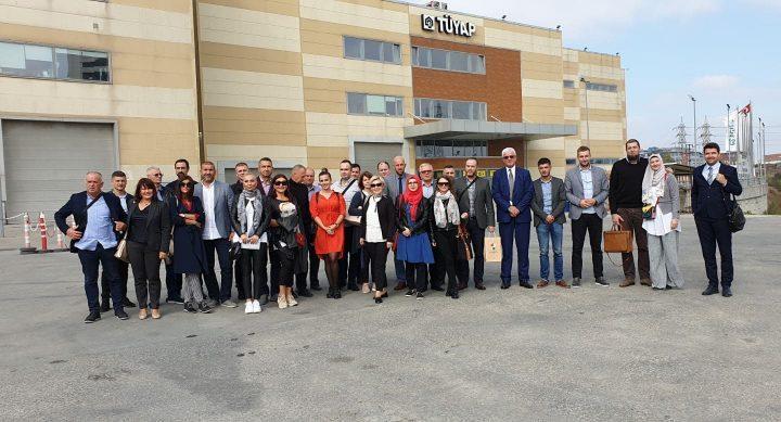 ZEDA SA BH. PRIVREDNICIMA NA SAJMU U TURSKOJ/INTERMOB I WOODTECH ISTANBUL