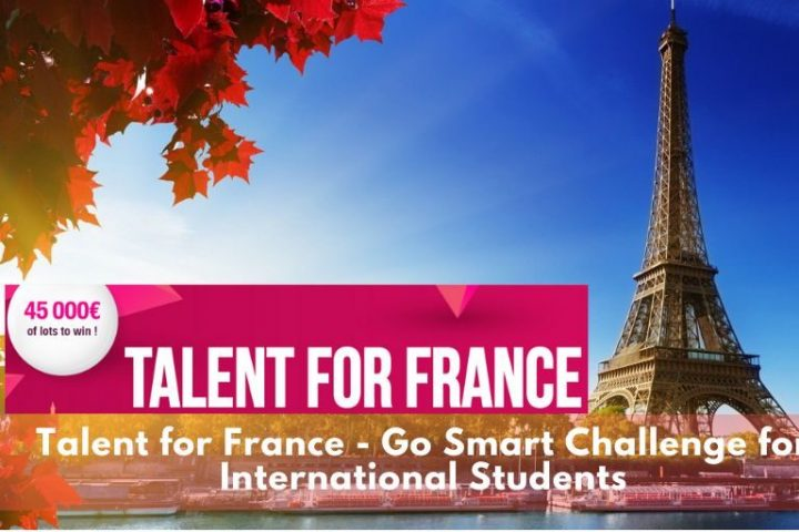 Talent For France – Go Smart