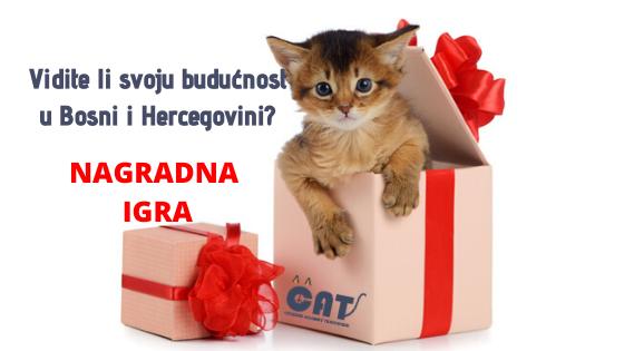 NAGRADNA IGRA – Vidite Li Svoju Budućnost U Bosni I Hercegovini? (priče, Fotografije, Stripovi I Druge Vrste Umjetničkog Izražaja)