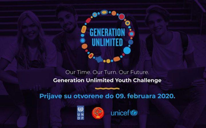 Prijavite Se Za Generation Unlimited Izazovu Za Mlade