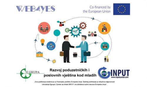 Javni Poziv Za Učešće Na Treningu Razvoja Poduzetničkih I Poslovnih Vještina