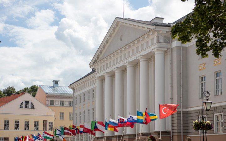 Online Kurs Univerziteta Tartu O Međunarodnim Odnosima