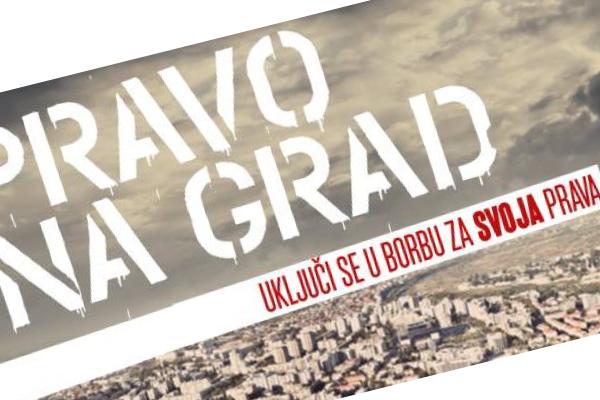 Poziv Građanima: Kreiranje Sadržaja O Stanju Javnih I Zelenih Površina