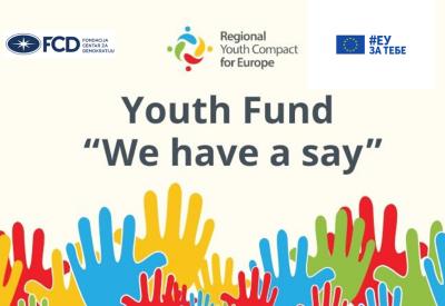 Konkurs Fondacije Centar Za Demokratiju Za Lokalne Omladinske Organizacije