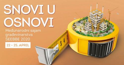 Poziv Za Učešće Na Меđunаrоdnоm Sајmu Građevinarstva U Beogradu