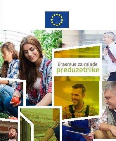 """Poziv Preduzetncima Za Učešće U Programu """"Erasmus For Young Entrepreneurs"""""""