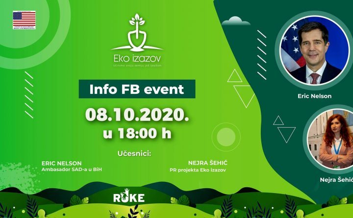 Eko Izazov -Info FB Event