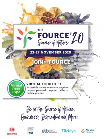POZIV NA THE FOURCE 2020 – Online Sajam Prehrambene Industrije
