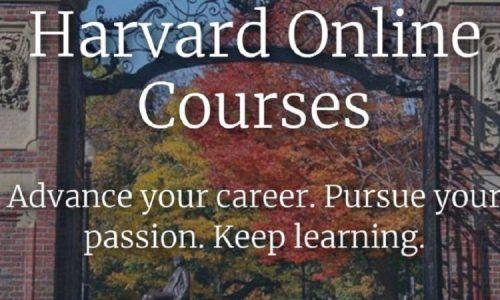 Prijavite Se Za Besplatne Harvard Onlajn Kurseve