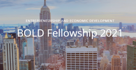 PRIJAVITE SE NA BOLD FELLOWSHIP PROGRAM