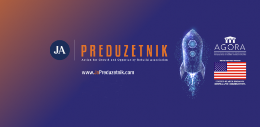 """POZIV Za NOVU """"Ja Preduzetnik"""" GENERACIJU 2021 Uspješnih Preduzetnika/ca"""